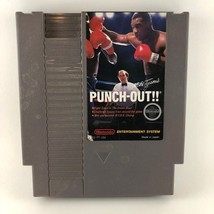 Mike Tyson's Punch-Out (Nintendo Entertainment System, 1987) Cartridge O... - $29.99