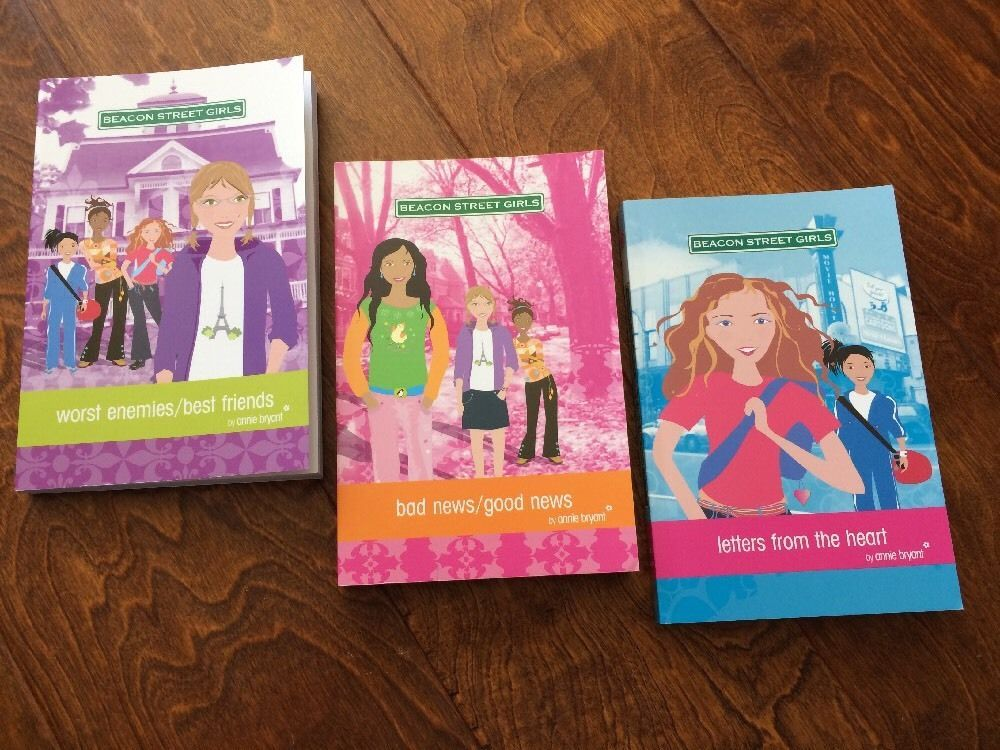 Beacon Street Girls Books 1 2 3 One Two Three By Annie Bryant