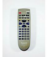 Genuine Panasonic VEQ2378 DVD Remote Control OEM DVD-RV10 DVD-RV10U DVD-... - $9.45