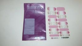 jamberry Happy Birthday nail wraps full sheet NIP - $4.94