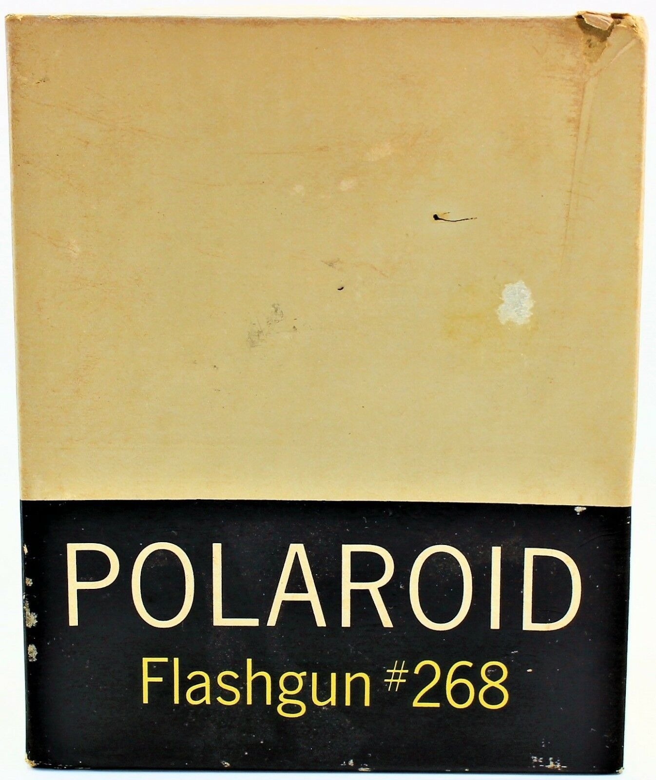 Primary image for Vintage Polaroid Flashgun #268 in Original Box Untested