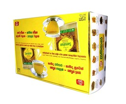 Samahan ayurvedic herbal tea Packets 100 sachets X 1 pack - $34.16