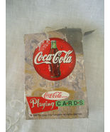 1998 Deck of (54) Coca-Cola Polar Bear Playing Cards Used - $10.40