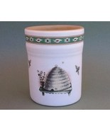 Pfaltzgraff Naturewood Candle Holder with Candle - $20.00