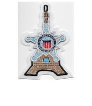 US Secret Service USSS France Paris Overseas Field Office Agent Service Patch 4. - $12.99