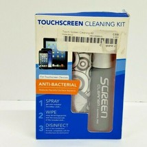 Anti-Bacterial Touchscreen Cleaning Kit for iPhone iPad iPod Touchscreen... - $7.70