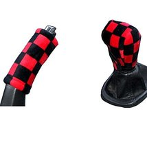 Sets Manual Gear Sets Stalls Automatic Plush Car Handbrake Sleeve Gears