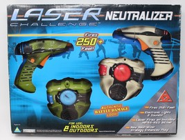 NEW Laser Challenge Neutralizer #01 - 2005 Jakks Pacific - Laser Tag - $35.49