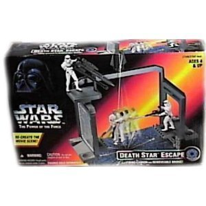 Star Wars Power of the Force Death Star Escape playset Generic