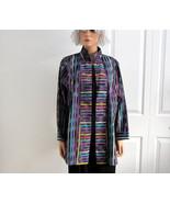 Norm Thompson Ethnic Slouch Jacket - $25.00
