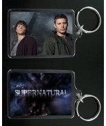 SUPERNATURAL keychain DEAN & SAM WINCHESTER - $7.99