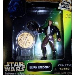 Star Wars POTF Millenium Edition Bespin Han Solo Generic