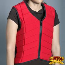 Hilason Adult Safety Equestrian Eventing Protective Protection Vest U-21V1 - $62.99