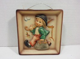 Goebel Hummel Vintage MERRY WANDERER Plaque nro 92 (W. Germany 1972-78) ... - $48.01