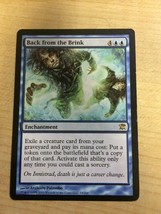 MTG Back From The Brink - $0.75