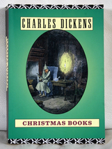 Christmas Books by Charles Dickens - $4.00