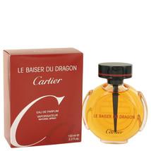 Cartier Le Baiser Du Dragon 3.3 Oz Eau De Parfum Spray image 1