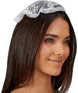 CHAPEL VEIL CATHOLIC WOMEN'S WHITE CAP HAIR ACCESSORY - $18.78