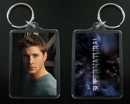 SUPERNATURAL keychain DEAN WINCHESTER Jensen Ackles - $7.99