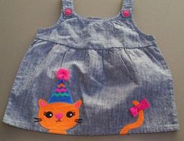 Gymboree Dress Sweet Music Party Cat  Kitty Kitten 12 -18 mo - $24.69