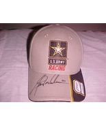 U.S. ARMY AUTOGRAPHED BRAND NEW HAT SIGNED BY JERRY NADEAU - $23.99