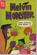 Melvin Monster 7 Apr 1967 VF-NM (9.0) - $47.03