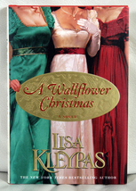 A Wallflower Christmas by Lisa Kleypas - $6.00