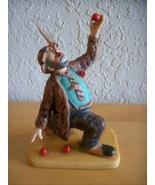 "1988 Emmett Kelly ""Feather Act"" Figurine  - $30.00"