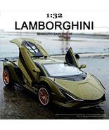1:32 Lamborghini SIAN FKP 37 Alloy Sports Car Diecast Metal Model Toy Car Gift - $21.99
