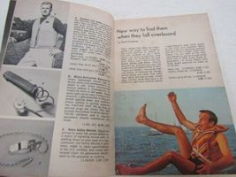 1968 Abercrombie & Fitch Big Little Book of the Crow's Nest Nautical Catalog image 10