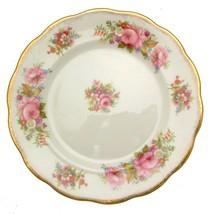 Royal Albert Chatsworth Plate 16 cms Roses Pattern - $16.35