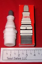 Avon Spark Plug Decanter with box - $17.29