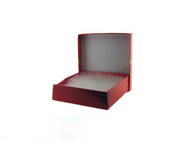 JEWELRY GIFT BOX  FOR RINGS,CHARMS, PENDANT,EARRINGS.4 Boxes FOR $3.00 ON SALE image 1