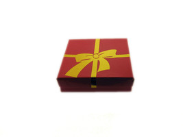 JEWELRY GIFT BOX  FOR RINGS,CHARMS, PENDANT,EARRINGS.4 Boxes FOR $3.00 ON SALE image 2
