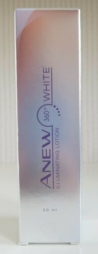 Primary image for Rare Avon Anew 360 White Illuminating lotion 50 ml New Sealed