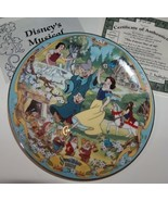 Bradford Disney The Fairest One of All Plate - $24.00