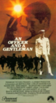 An Officer and A Gentleman Vhs image 1
