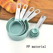 4Pcs/5pcs/10pcs Multi Purpose Spoons/Cup Measuring Tools PP Baking Acces... - £1.54 GBP+