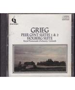 Grieg, Peer Gynt Suites 1 & 2 , Royal Promenade orch. Gehardt 1987 - $7.50