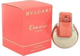 Bvlgari Omnia Coral Perfume 2.2 Oz Eau De Toilette Spray image 3