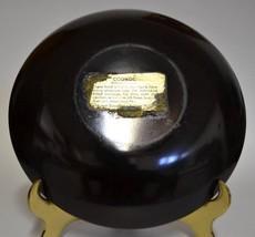 Couroc of Monterey ~ 2 Phenolic Inlaid Bowls ~ Road Runner & Cardinal image 3