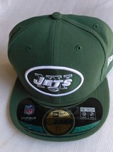 New Era 59FIFTY NFL New York Jets Football Hat Cap Sz 7 3/4 - $15.00