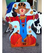 Fall Featival Decoration Wood Photo Props, Standees, Face in hole - One - $99.99