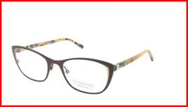 Face A Face Eyeglasses Frame JOYCE 1 Col. 9324 Acetate Dark Aubergine  Bronze - $316.62