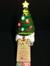 Hallmark 2015 Woodstock Peanuts Gang Christmas Light Show Wireless - $79.99