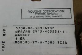 Vought CV15-405551-1 Gasket New image 2