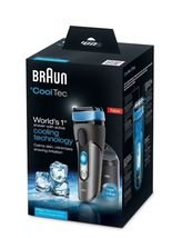 Braun CoolTec CT5cc Electric Cordless Cooling Razor Shaving System NEW image 3