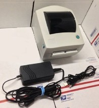 Zebra LP2844 Ethernet Network Label Printer Direct Thermal Tag Tech Support - $178.19