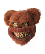 Party Mask Halloween Mask Bloody Teddy Bear Masquerade Scary Props Halloween - $19.00