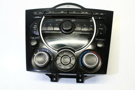2004-2008 Mazda RX-8 Bose Radio Cd Player And Climate Control Assembly P3240 - $186.19